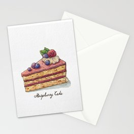 Cake Stationery Cards