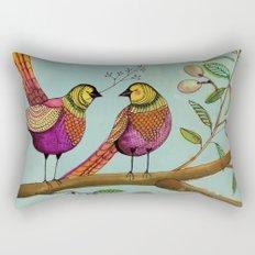 be mine Rectangular Pillow
