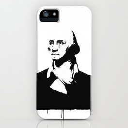George Washingtear iPhone Case