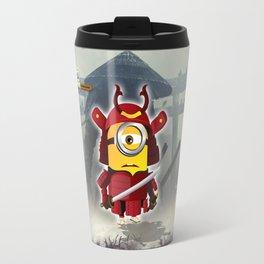 Mini Samurai Travel Mug