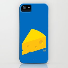Swiss Cheese iPhone Case