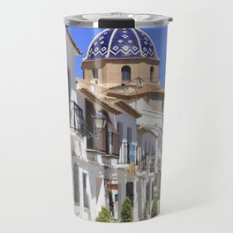Altea Spain Travel Mug