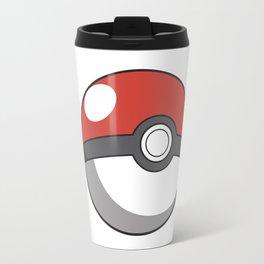 Pokeball ! Travel Mug