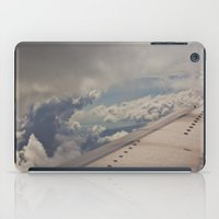 wind iPad Cases featuring Wind by Joey Bania