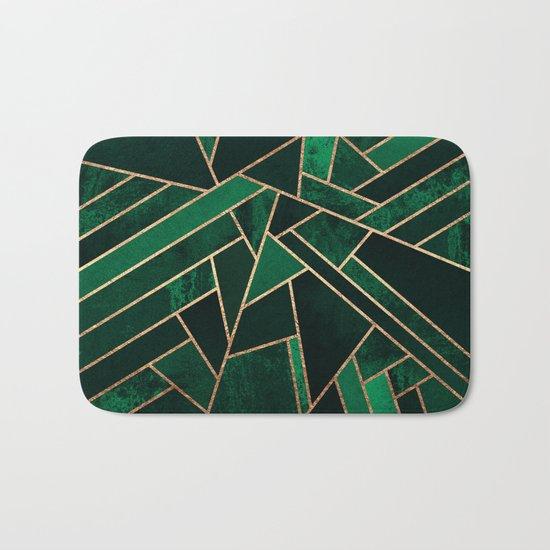 Emerald Night Bath Mat