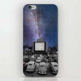 Drive-In iPhone Skin