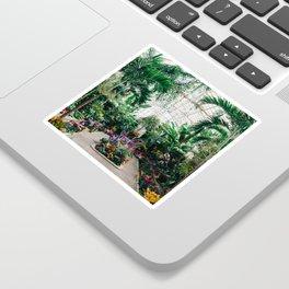 The Main Greenhouse Sticker