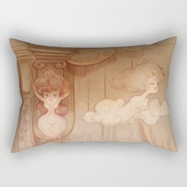 sweet theater Rectangular Pillow