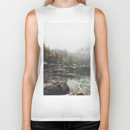Serenity - Landscape Photography Biker Tank