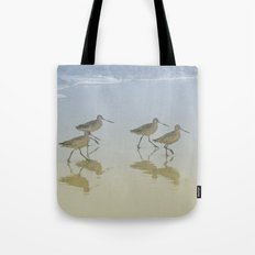 When the saints go marching in Tote Bag
