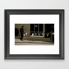 The Essence of Cool Framed Art Print