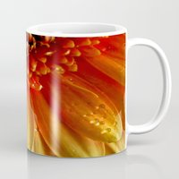 tequila Mugs featuring Tequila Sunrise by Tracy66