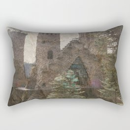 Haunted Beautiful Rectangular Pillow