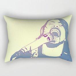Dave Grohl Rectangular Pillow