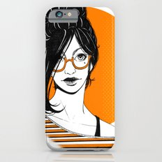 GIRL 01 Slim Case iPhone 6s