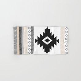 Pueblo in Tan Hand & Bath Towel