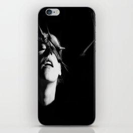 """warrior of hades"" iPhone Skin"
