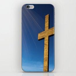 Heaven's Cross iPhone Skin