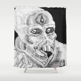 Ha . Shower Curtain