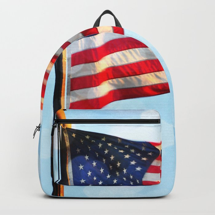 Stars and Stripes Backpack