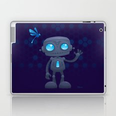 Waving Robot Laptop & iPad Skin