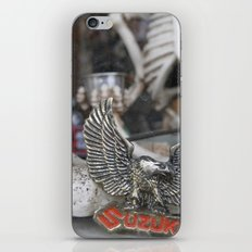 Skeleton Wares iPhone & iPod Skin