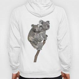 Mother Koala and her Baby Hoody