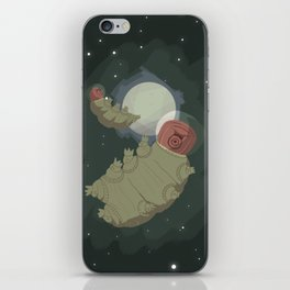 Tardigrades in Space iPhone Skin