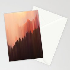 Afternoon Sun Stationery Cards