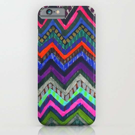 PATTERN {Chevron 001} iPhone & iPod Case