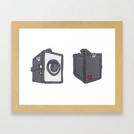 Shur-Flash Framed Art Print