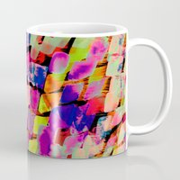 mineral Mugs featuring Mineral Neon by Amy Sia