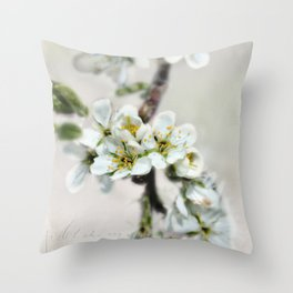 Scattered Kindness  Throw Pillow