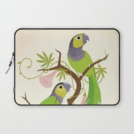 Black-capped conure Laptop Sleeve