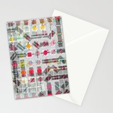 New Plaid Stationery Cards