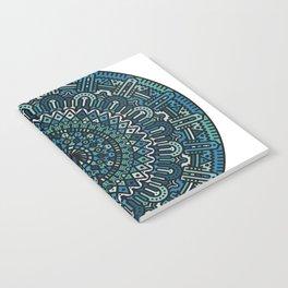 Winter Mandala Notebook