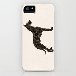 Dog III - Great Dane iPhone Case