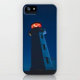 Peg's Place iPhone Case