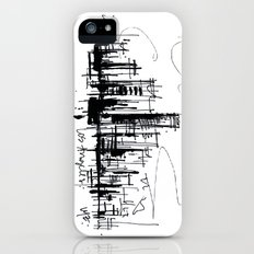 Downtown Los Angeles iPhone (5, 5s) Slim Case