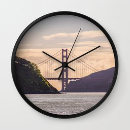 Between Two Wall Clock