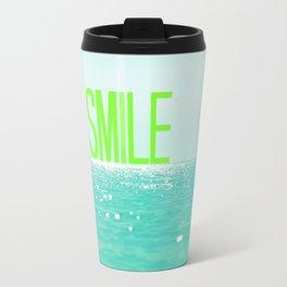 (: Travel Mug