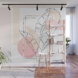 Tropical minimal Wall Mural