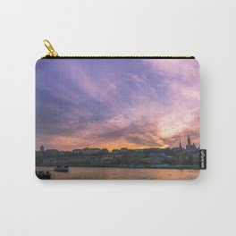 Sunset over the Danube Carry-All Pouch