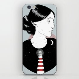 To the Lighthouse - Virginia Woolf iPhone Skin