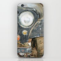 jeep iPhone & iPod Skins featuring Willie Jeep by Urlaub Photography