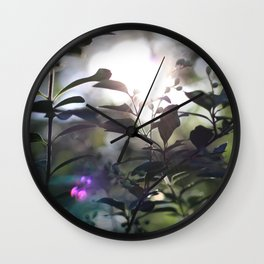 Nature Scene No.01 Wall Clock