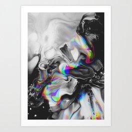 STAR TREATMENT Art Print