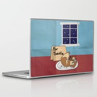 hamster Laptop & iPad Skins featuring Hamster Cookies by ne11amae