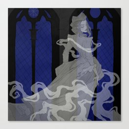 The Grey Lady Canvas Print