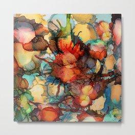Color Splash 2 Metal Print